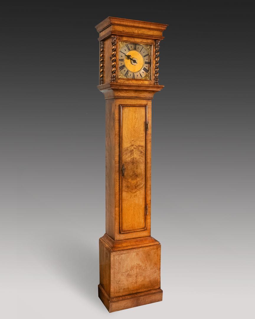 Engels staande klok John Kay