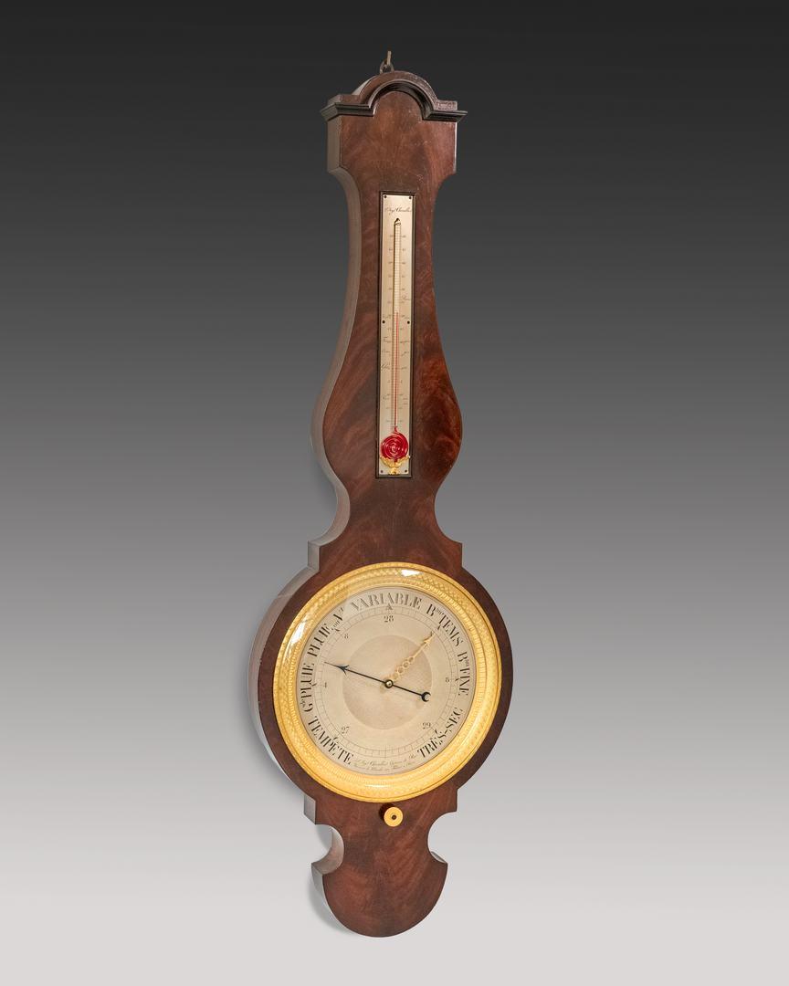 Franse barometer Chevallier
