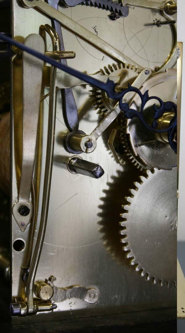 oude klokken repareren